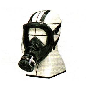 防毒マスク 直結式 マスクGM164