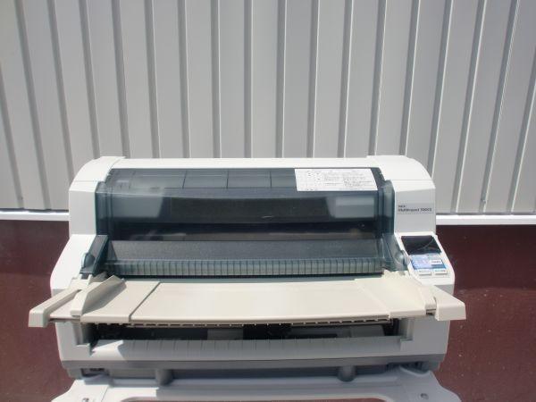 中古プリンター ドットプリンター NEC MultiImpact 700XX PR-D700XX パラレル接続対応 ドットインパクトプリンタ 整備清掃済【送料無料】