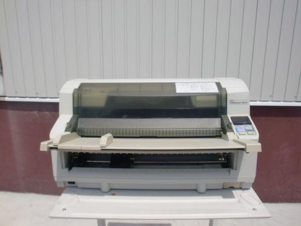 中古プリンター ドットプリンター NEC MultiImpact 700JX PR-D700JX パラレル接続対応 ドットインパクトプリンタ 整備清掃済【送料無料】