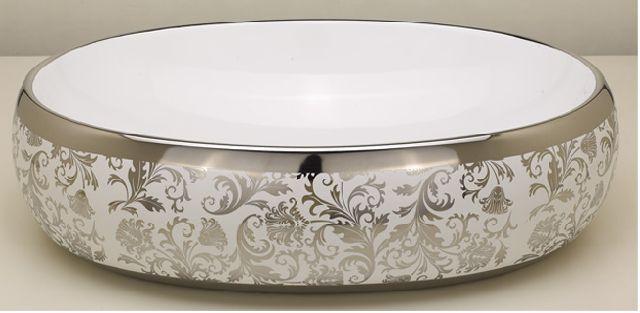 洗面ボウル(洗面ボール 手洗い鉢)+排水栓、排水Sトラップ セット おしゃれ 洗面器 洗面台 洗面化粧台 手洗い器 手洗いボウル 陶器 洗面ボウル KORS-S1580-L