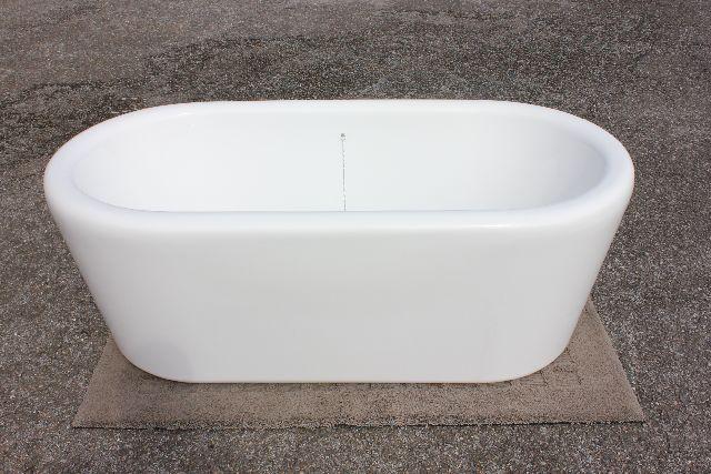 人気商品 KOA351G(ゴム栓タイプ):オバラ住設店 露天風呂 バスタブ 浴そう お風呂 置き型 洋式 バス 浴室 風呂桶 アクリル製バスタブ 浴槽 バスタブ 浴槽 幅1590 浴槽-木材・建築資材・設備