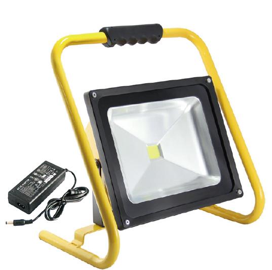 LED充電式投光器(50W)