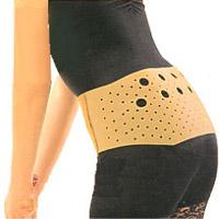 骨盤と背骨のズレ予防に 腰部保護に 天然生ゴム100% Mサイズ 生ゴム腰ベルト 評価 激安セール
