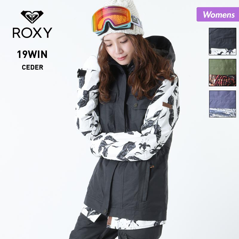 ROXY/ロキシー レディース スノーボードウェア ジャケット ERJTJ03169 スノーウェア スノボウェア スノボーウェア スノボウエア スノージャケット 上 スキーウェア スキージャケット 女性用