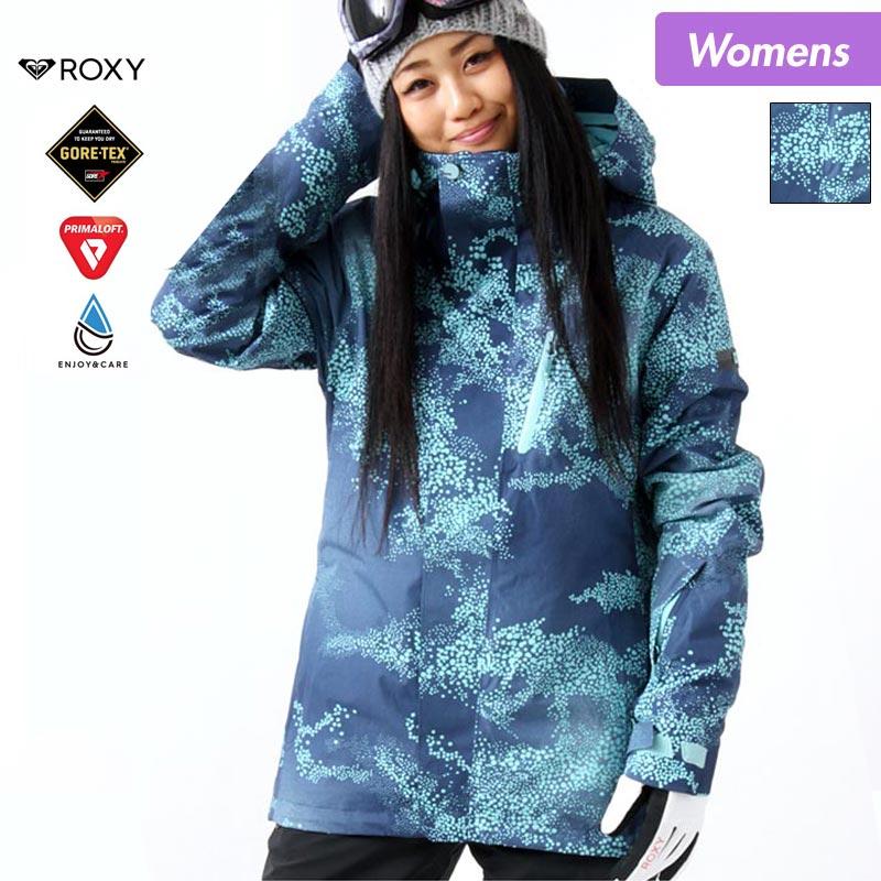 店内全品P10倍 スノーボードウェア スキーウェア ロキシー ROXY レディース ボードウェア ジャケット ERJTJ03071 スノージャケット スノボウェア スノボーウェア 上 スノーウェア ウエア 女性用