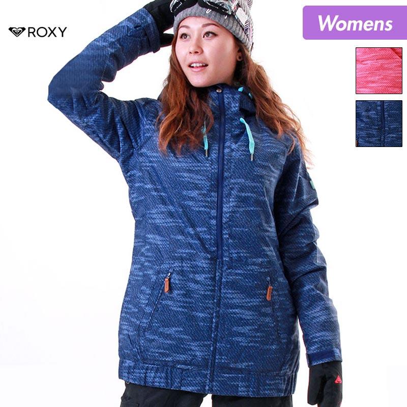 店内全品P10倍 ROXY/ロキシー レディース スノーボードウェア ジャケット ERJTJ03052 スノージャケット スノーウェア スノボウェア スノボーウェア ウエア 上 女性用