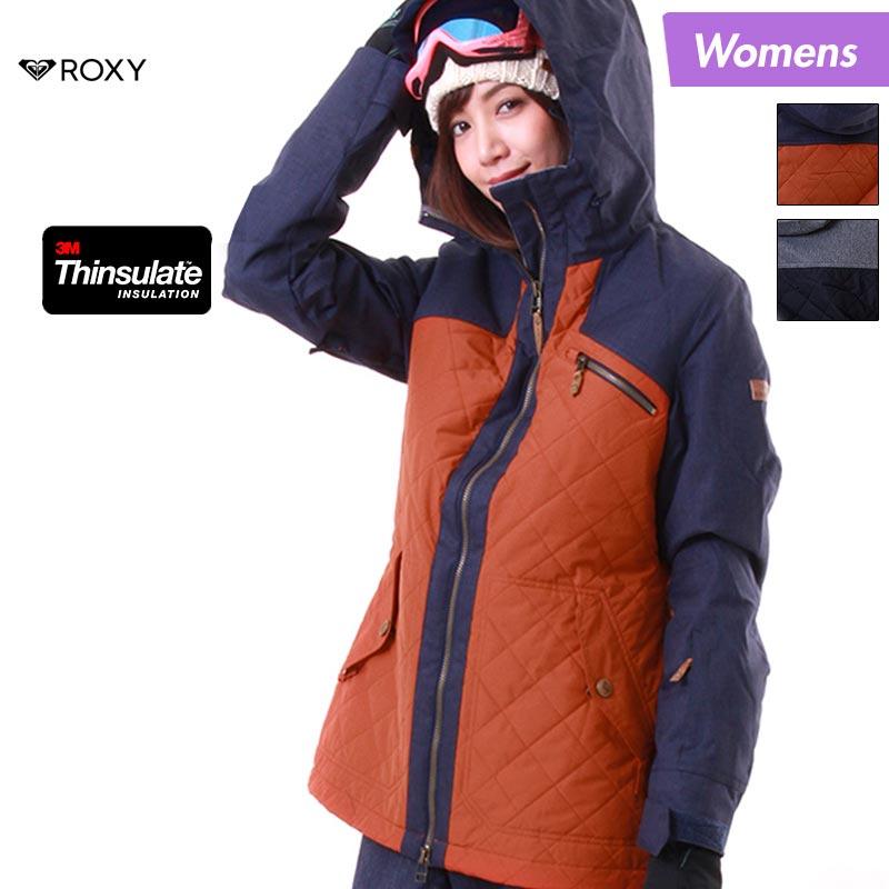 店内全品10倍 ロキシー スノーボードウェア スキーウェア ボードウェア ROXY レディース ジャケット ERJTJ03115 スノーウェア スノボウェア スノボーウェア ウエア スノージャケット 上 女性用 おしゃれ 人気 かわいい