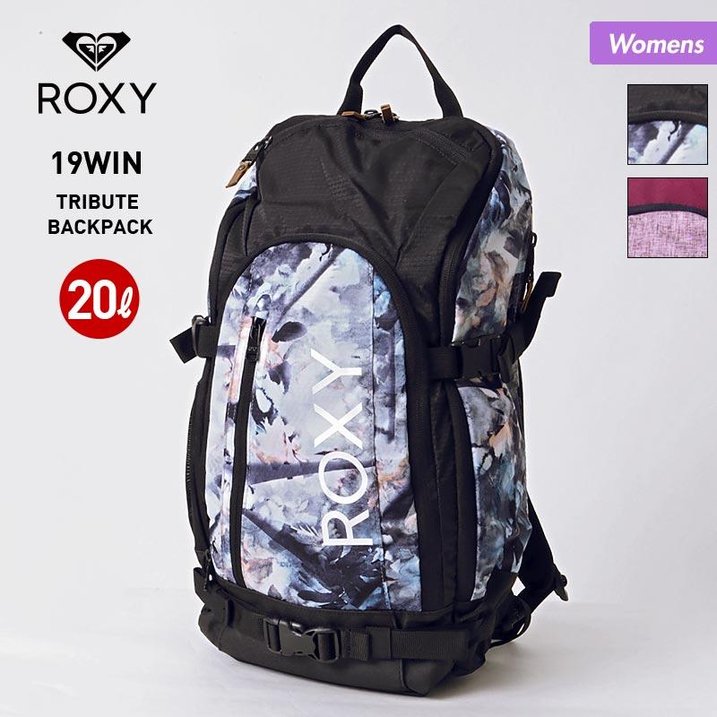 ROXY/ロキシー レディース バックパック ERJBP03682 20L デイパック リュックサック ザック かばん 鞄 スキー スノーボード スノボ 女性用