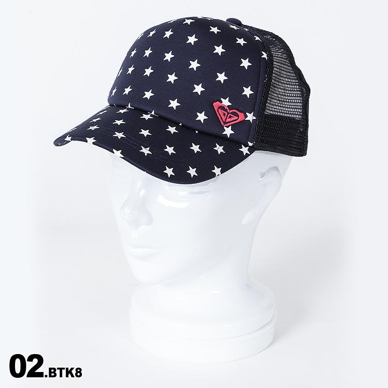 8d19b5d393d1f1 ROXY/ロキシーキッズメッシュキャップ帽子ERGHA03113ぼうしサイズ調節可紫外線対策アウトドアジュニア