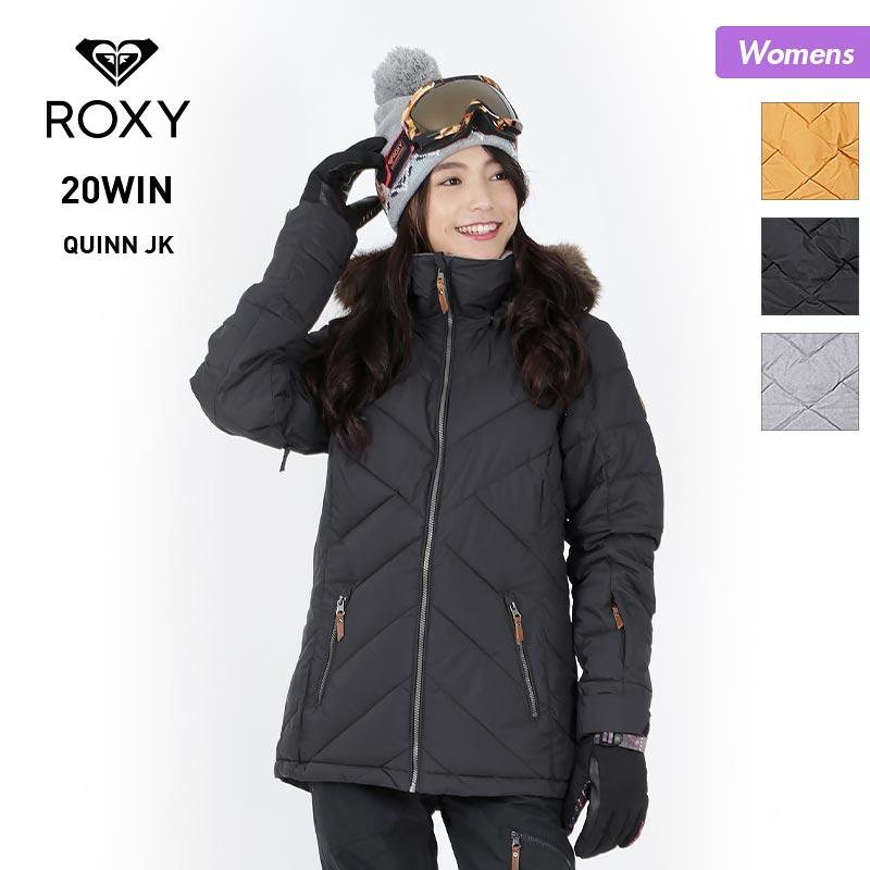 ROXY/ロキシー レディース スノーボードウェア ジャケット ERJTJ03227 スキージャケット スノージャケット スノボウェア スノボーウェア ウエア スキーウェア ファー付き 上 女性用