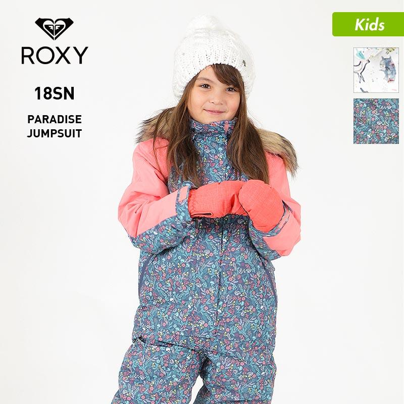 全品10%OFF券配布中 ROXY/ロキシー キッズ スノーボードウェア ワンピース ERLTS03004 スノボウェア スノーウェア つなぎ オールインワン ウエア スキーウェア ジュニア 子供用 こども用 女の子用