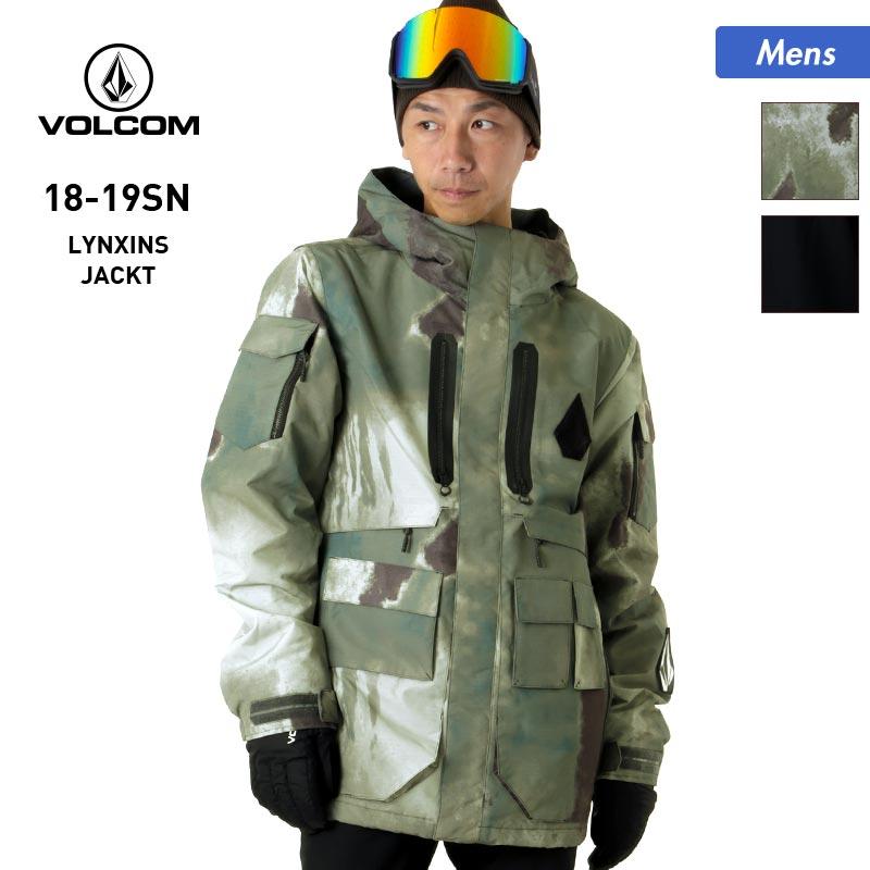 全品5%OFF券配布中 VOLCOM/ボルコム メンズ スノーボードウェア ジャケット G0451909 スノーウェア スノボウェア スノボーウェア ウエア 上 スノージャケット 男性用