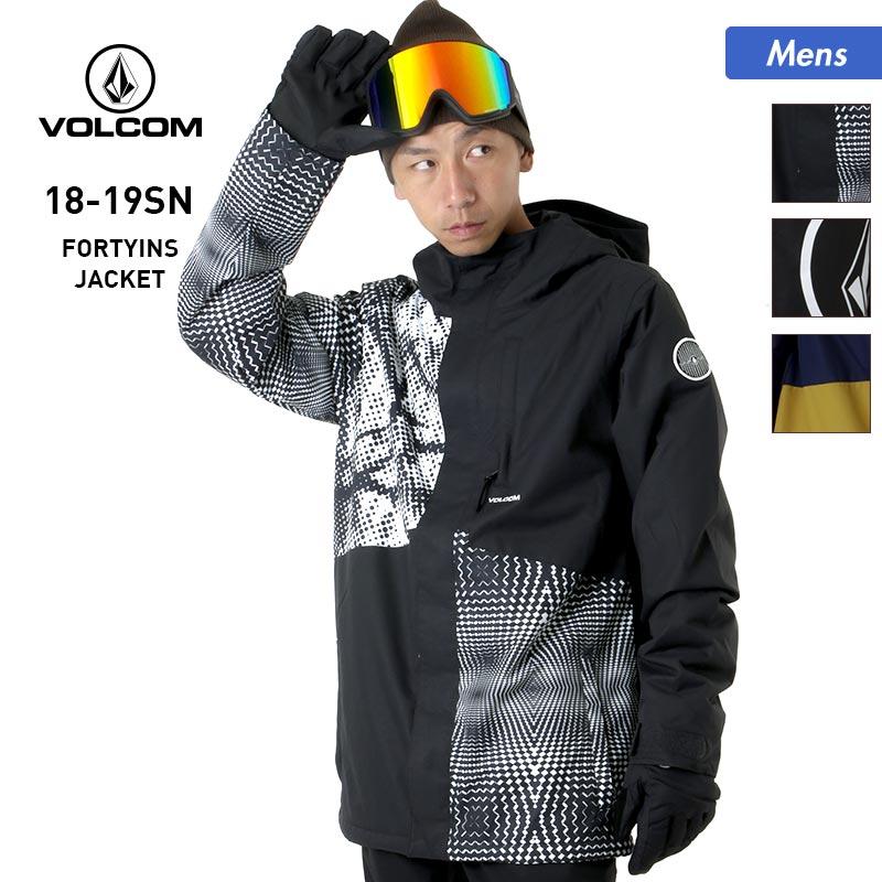 全品5%OFF券配布中 VOLCOM/ボルコム メンズ スノーボードウェア ジャケット G0451908 スノーウェア スノボウェア スノボーウェア ウエア 上 スノージャケット 男性用