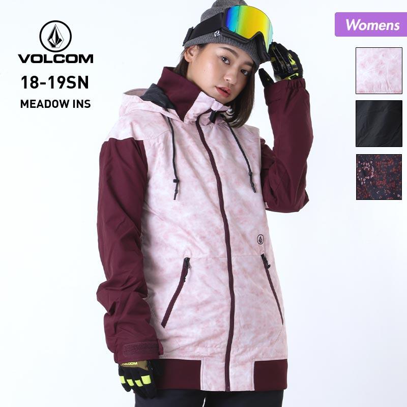 店内全品P10倍 VOLCOM/ボルコム レディース スノーボードウェア ジャケット H0451906 スノーウェア スノボウェア スノボーウェア スノボウエア スノージャケット 上 スキーウェア スキージャケット 女性用