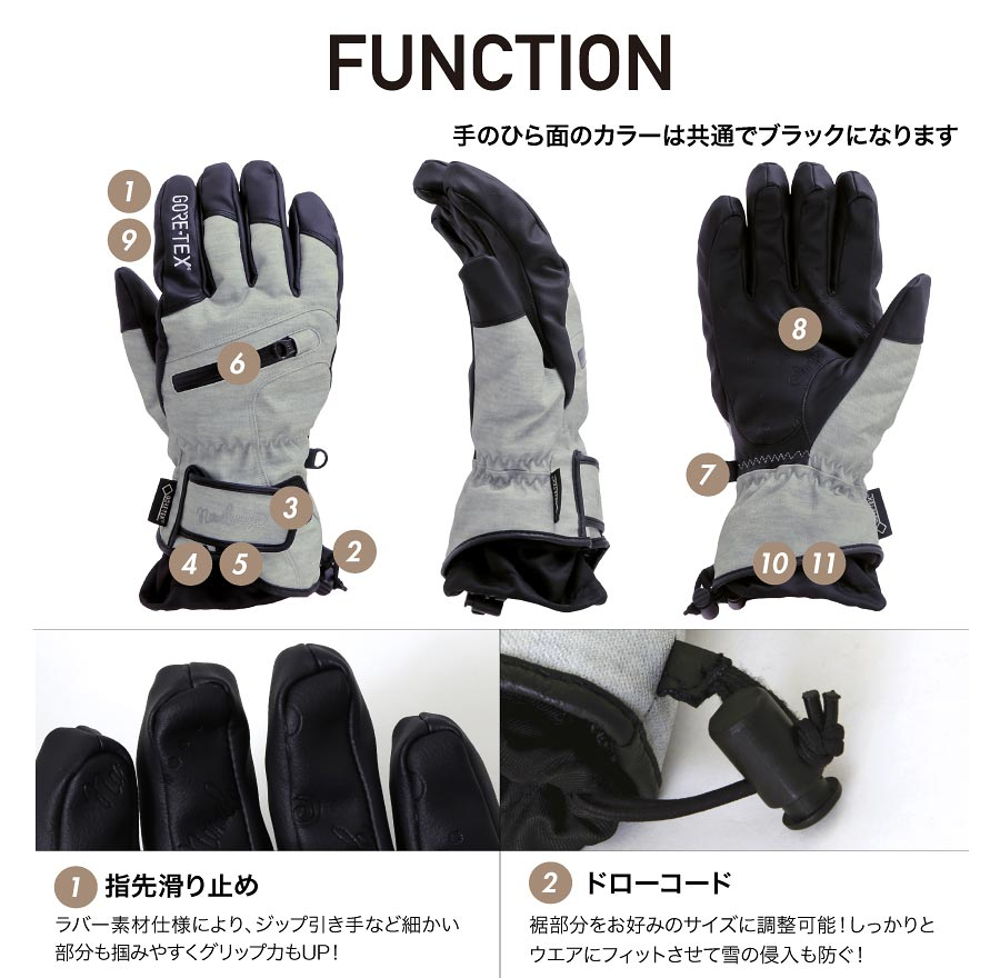 2015-2016 new set with 38% namelessage GORE-TEX snowboard ski gloves men s  women s Gore-Tex snowboard gloves ski gloves snowboard gloves snowboard are  snow ... bcdb263bb