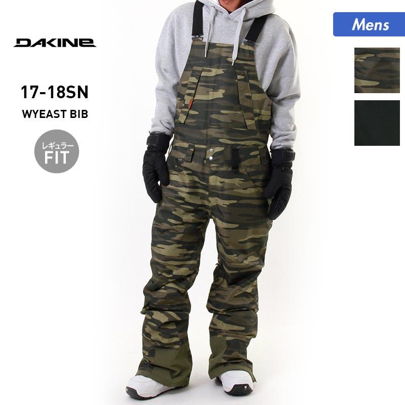 DAKINE/ダカイン メンズ スノーボードウェア ビブパンツ AH232-703 スノーパンツ オーバーオール スノーウェア ウエア スノボウェア スキーウェア スノーボード スノボ 男性用, ノツケグン:ea2c14ff --- katoweb.jp