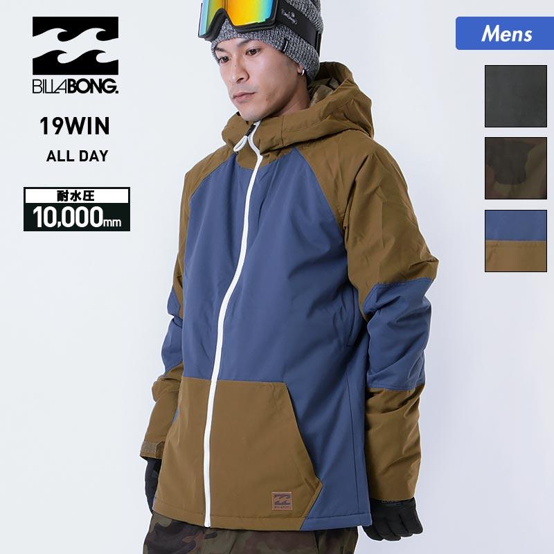店内全品10倍 BILLABONG ビラボン メンズ スノーボードウェア ジャケット AI01M-756 スノーウェア スキーウェア スノボウェア 上 スノージャケット 男性用