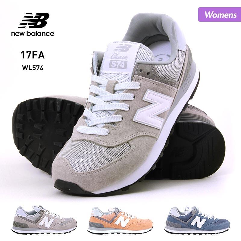feb04459220f6 NewBalance/ニューバランスレディースシューズWL574スニーカーくつ靴カジュアル女性用人気