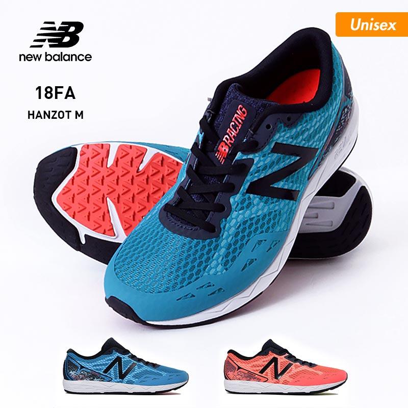 NEW BALANCE/ニューバランス メンズ&レディース ランニング シューズ MHANZT スニーカー くつ 靴 ジョギング マラソン 男性用 女性用