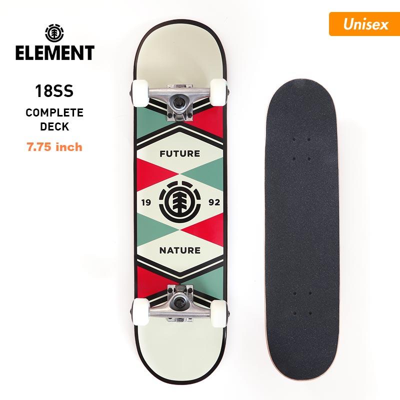 ELEMENT/エレメント スケートボード コンプリートデッキ 7.75インチ AI027-418 スケボー デッキ トラック ウィール セット メンズ レディース