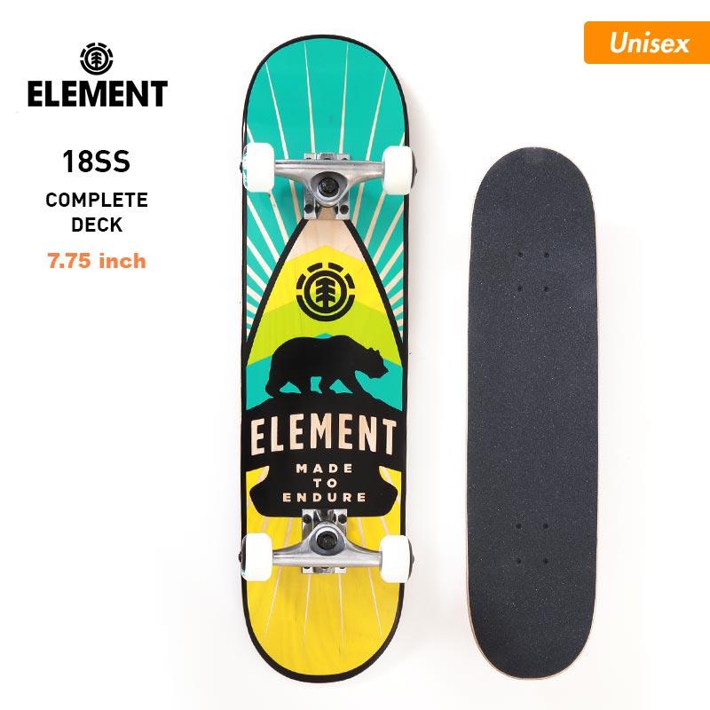 ELEMENT/エレメント スケートボード コンプリートデッキ 7.75インチ AI027-421 スケボー デッキ トラック ウィール セット メンズ レディース