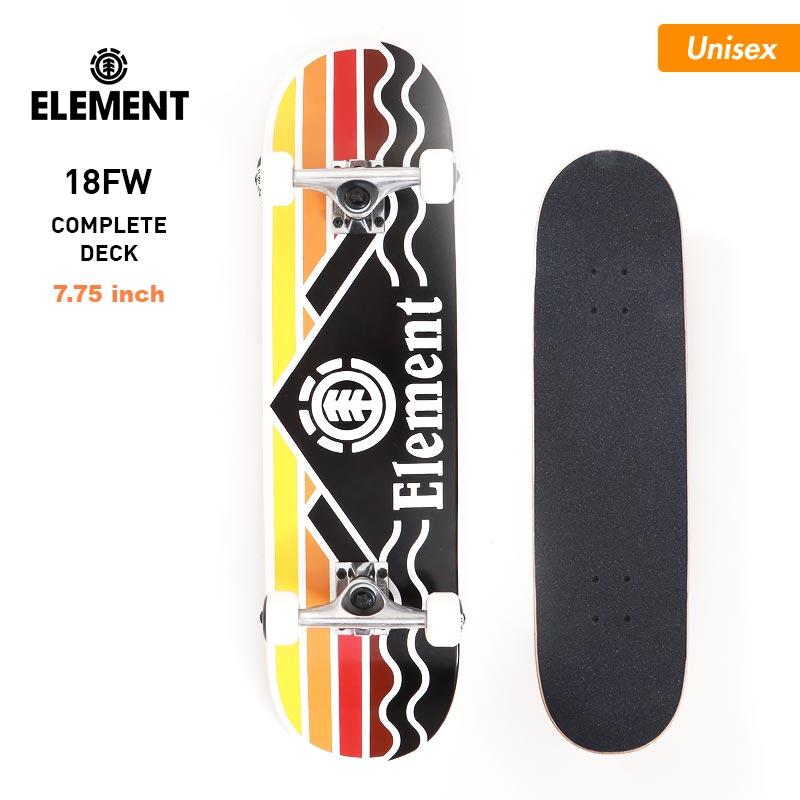 ELEMENT/エレメント スケートボード コンプリートデッキ 7.75インチ AI027-423 スケボー デッキ トラック ウィール セット メンズ レディース