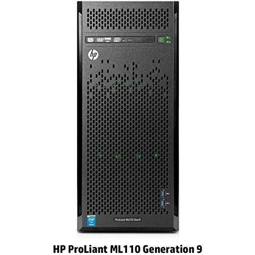 期間限定値下げ!保証あり【送料無料】【現品限り】【即日発送】HP ML110 Gen9 Xeon E5-2620 v3 2.40GHz 1P/6C 8GBメモリ ホットプラグ 4LFF(3.5型) B140i/ZM タワーモデル 777161-291