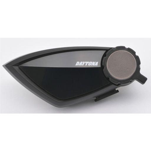 2020年式改良型 DAYTONA デイトナ DT-E1 BLUETOOTH INTERCOM/インカム1個セット (99113/1P) 【メーカー取り寄せ】【送料無料】通信機器 ヘルメット装着インカム