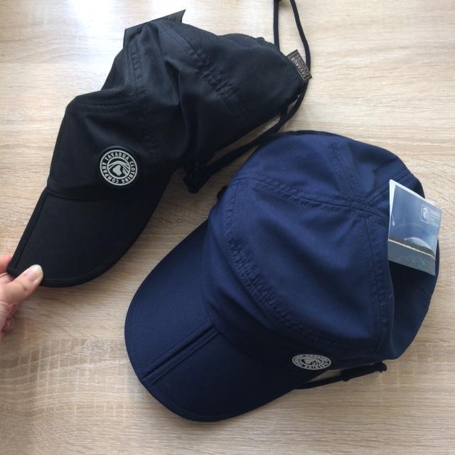 タバルア TAVARUA ポータブルサーフキャップ [TM1012] 日焼け防止 紫外線カット 海、プールで使える帽子 折りたたみ式なので旅行にも 頭囲59cm Lサイズ 男性用
