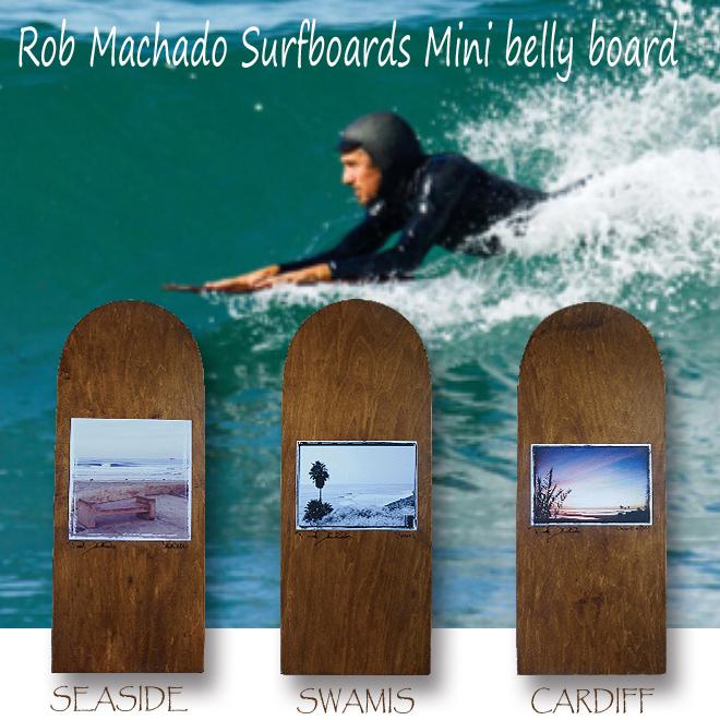 Rob Machado Mini belly board (ロブマチャド ミニベリーボード)正規品