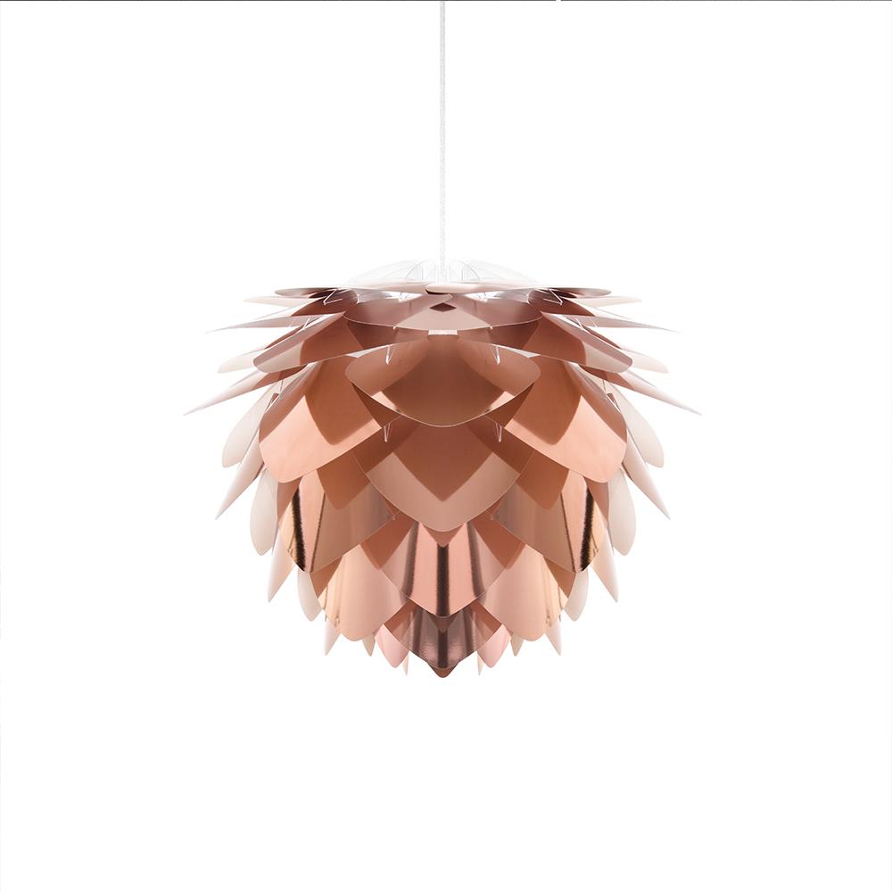 天井照明 ペンダントライト1灯 SILVIA mini Copper シルヴィアミニコパー UMAGE ウメイ VITA ヴィータ 北欧 LED電球 使用可