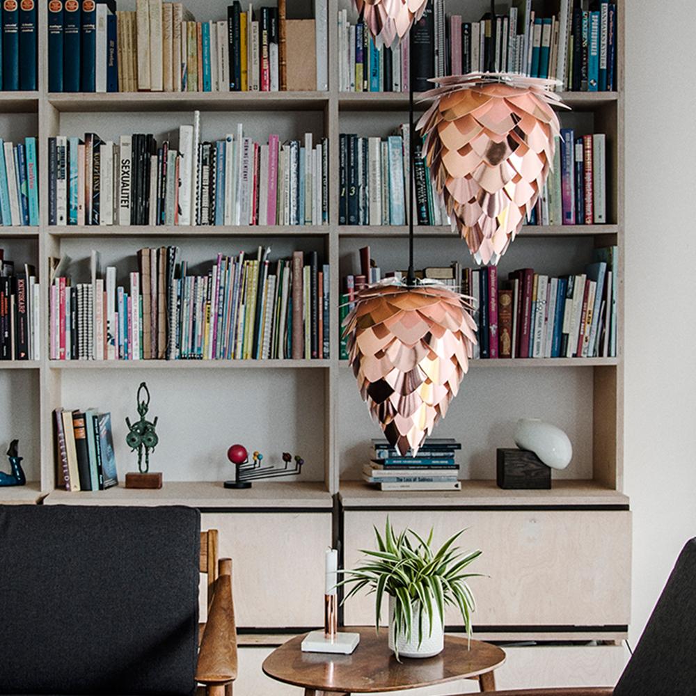 天井照明 ペンダントライト CONIA Copper コニアコパー UMAGE ウメイ VITA ヴィータ 北欧 LED電球 使用可