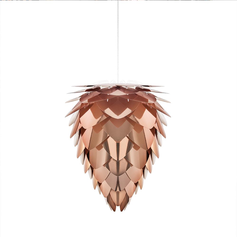 天井照明 ペンダントライト1灯 CONIA mini Copper コニアミニコパー UMAGE ウメイ VITA ヴィータ 北欧 LED電球 使用可