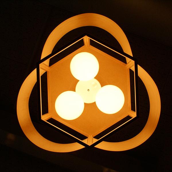 送料無料 LED電球 使用可 3灯 ペンダントライト アンティーク シーリングライト フレイムスキリュウストレート GDP-045 日本製 【Flames】フレイムス おしゃれ レトロ
