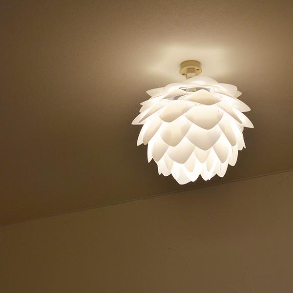 天井照明 シーリングライト1灯 SILVIA mini シルヴィアミニ UMAGE ウメイ VITA ヴィータ 北欧 LED電球 使用可