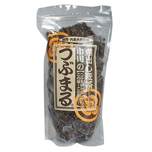 こうばしい香り メーカー在庫限り品 ノンカロリー ノンカフェイン 小川産業 13g×20パック 3袋セット国産六条大麦100%送料無料 つぶまる 休日 煮出し麦茶
