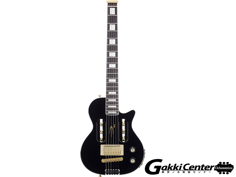 TRAVELER GUITAR EG-1 Custom Black V2