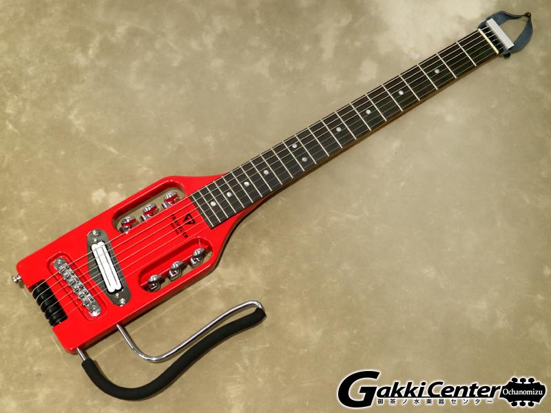 【アウトレット】TRAVELER GUITAR Ultra Light Electric Torino Red【シリアルNo:ULE7691】【店頭在庫品】