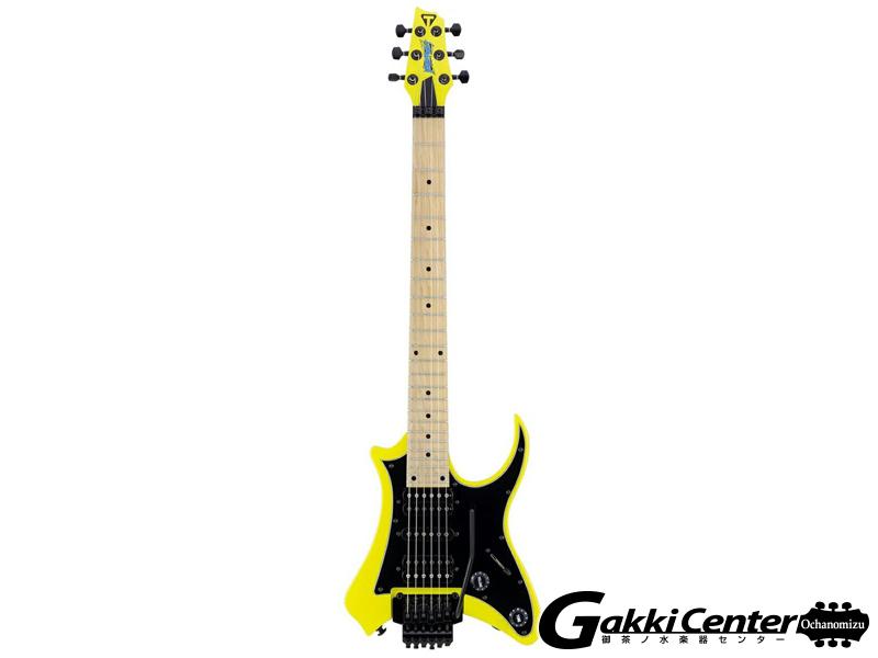 TRAVELER GUITAR Vaibrant Standard V88S(Electric Yellow)
