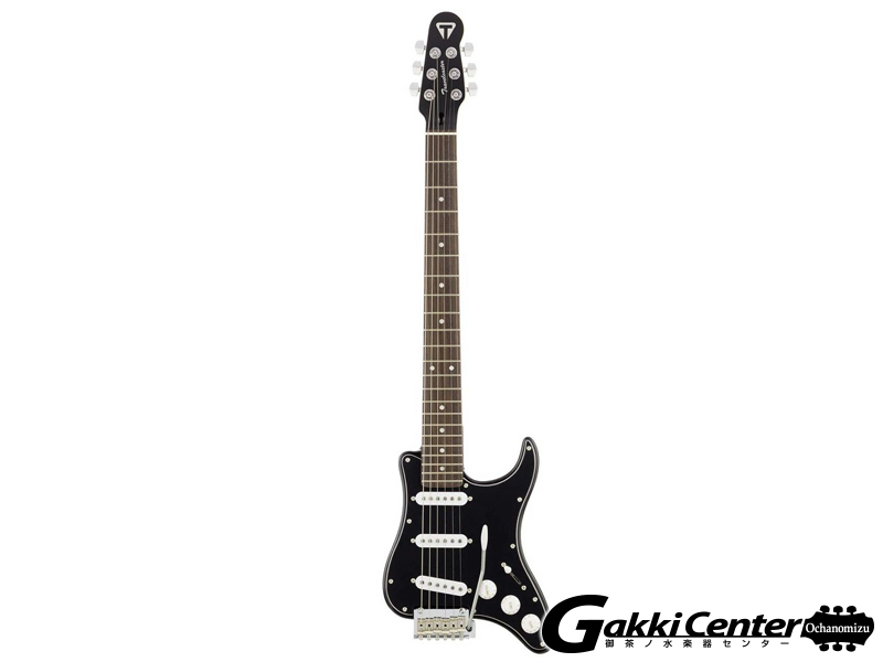 TRAVELER GUITAR Travelcaster, Gloss Black
