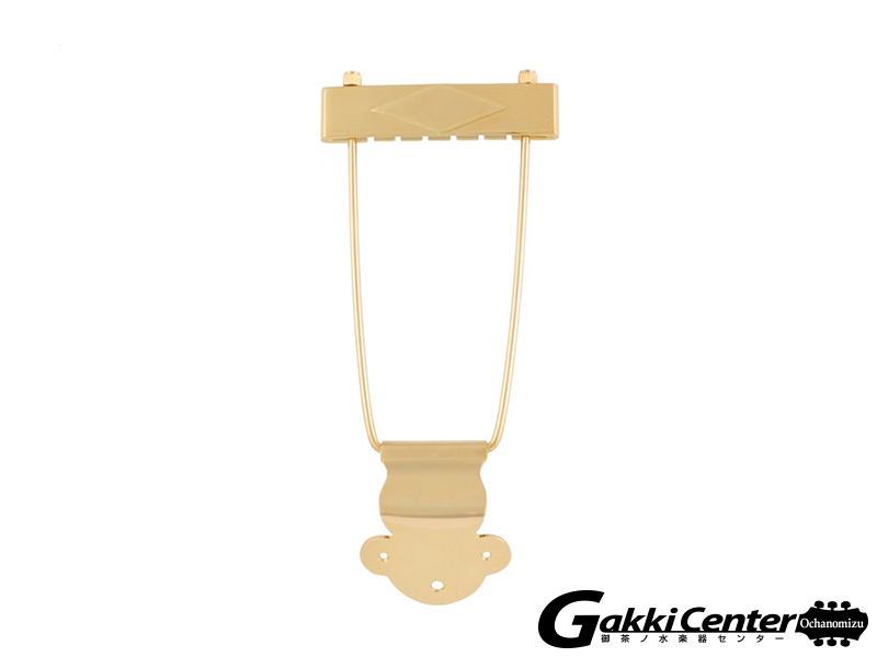 Allparts Gold Trapeze Tailpiece/6009