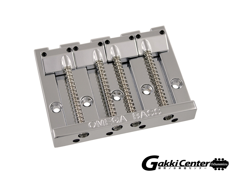 Allparts 4-String Omega Bass Bridge/6040