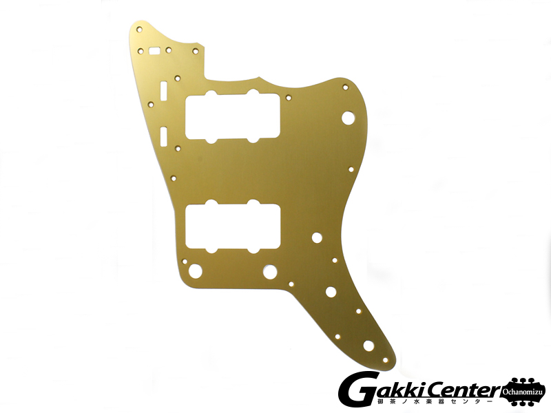 Allparts Gold Anodized Pickguard for Jazzmaster/8066
