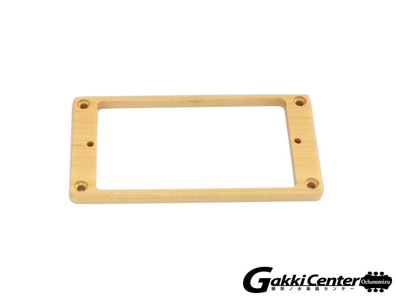 Allparts Humbucking Pickup Ring Non-slanted Maple/8247