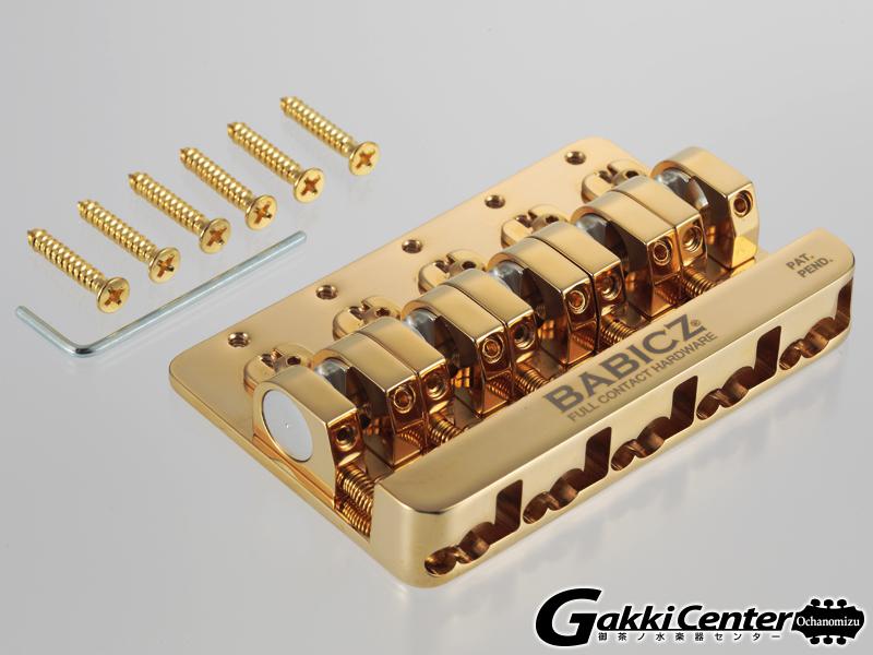 BABICZ FCH-5B Gold【店頭在庫品】