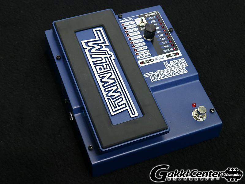 品質一番の DigiTech Whammy Bass Bass DigiTech Whammy【店頭在庫品】, アイテックスポーツ:2c0a648a --- canoncity.azurewebsites.net