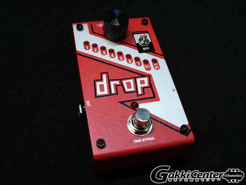 DigiTech Drop 【店頭在庫品】