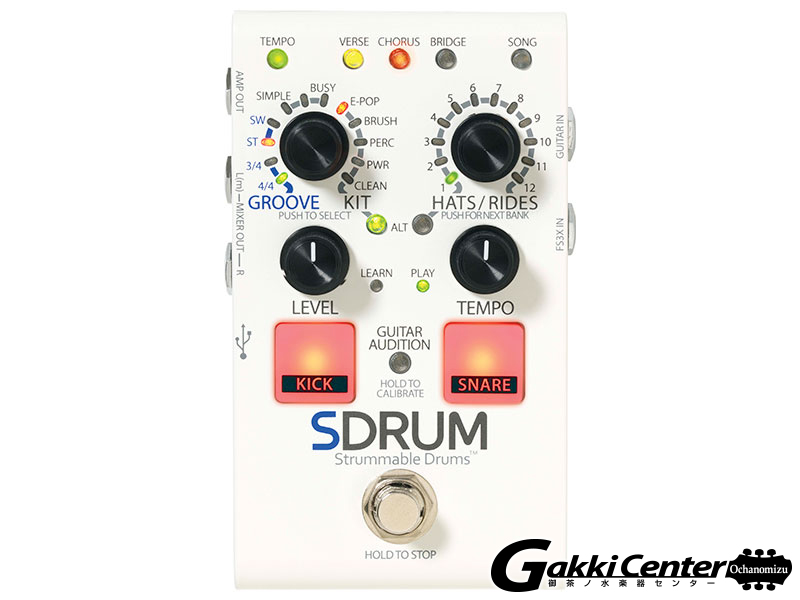 【SALE】DigiTech SDRUM 【店頭在庫品】
