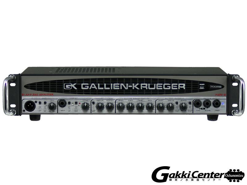 【SALE】GALLIEN-KRUEGER 700RB II 【WEBSHOP在庫品】