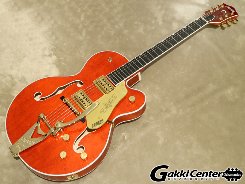 Gretsch G6120T Players Edition Nashville【シリアルNo:JT18052257/3.4kg】【店頭在庫品】